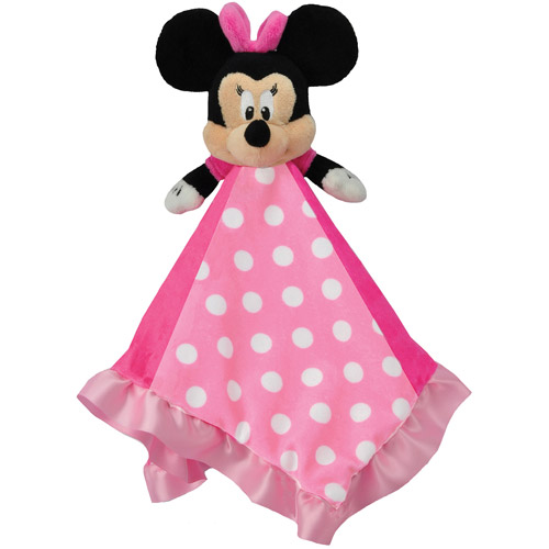 Kids Preferred Disney Baby Minnie Mouse Snuggle Blanket