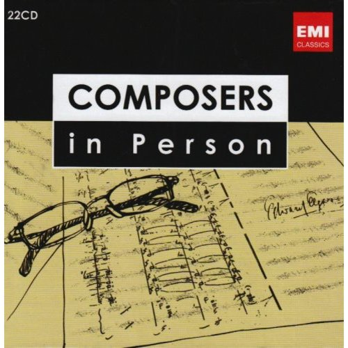 Composers In Person / Various (Box)