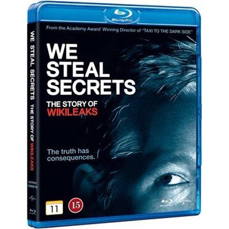 We Steal Secrets: The Story of WikiLeaks [ Blu-Ray, Reg.A/B/C Import - Sweden (We Steal Secrets The Story Of Wikileaks 2013)