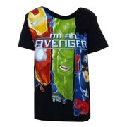 The Avengers I'm An Avenger Marvel Comics Superhero Youth T-Shirt Tee