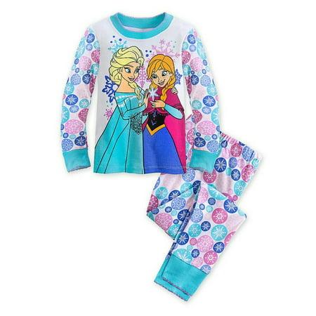 Disney Store Size Chart (Disney Store Girls Anna & Elsa - Frozen -