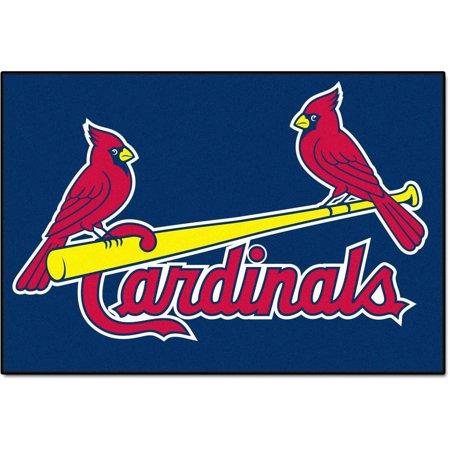 Cardinals Runner Mat - MLB St. Louis Cardinals Starter Mat