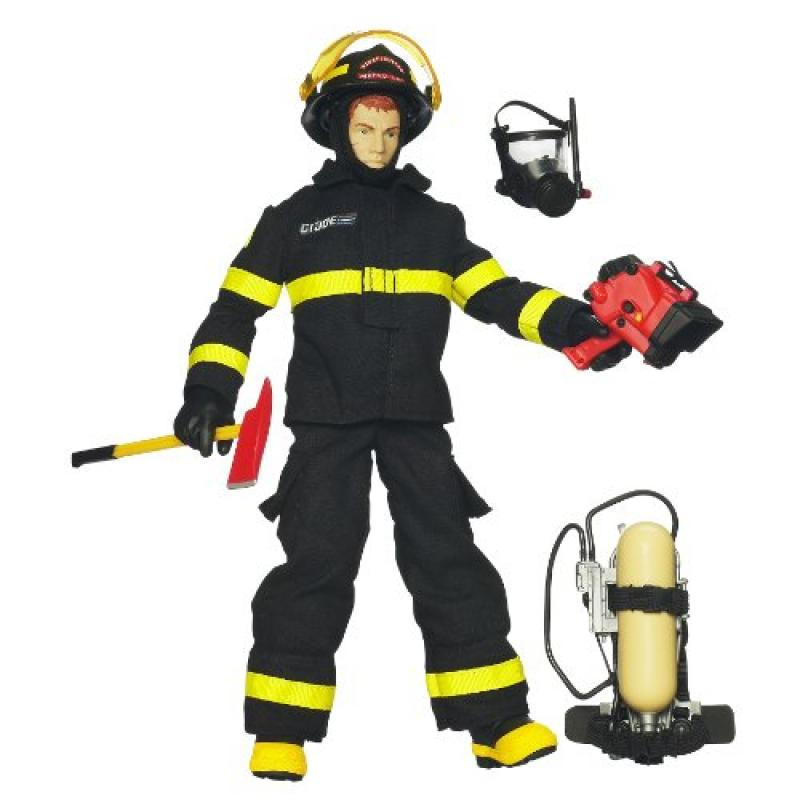 GI Joe 12 Inch Firefighter by Hasbro, Inc