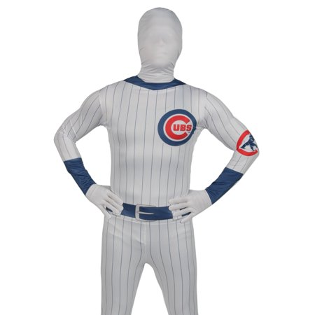 Paper Magic Kids Chicago Cubs Boys Second Skin Child Halloween Costume