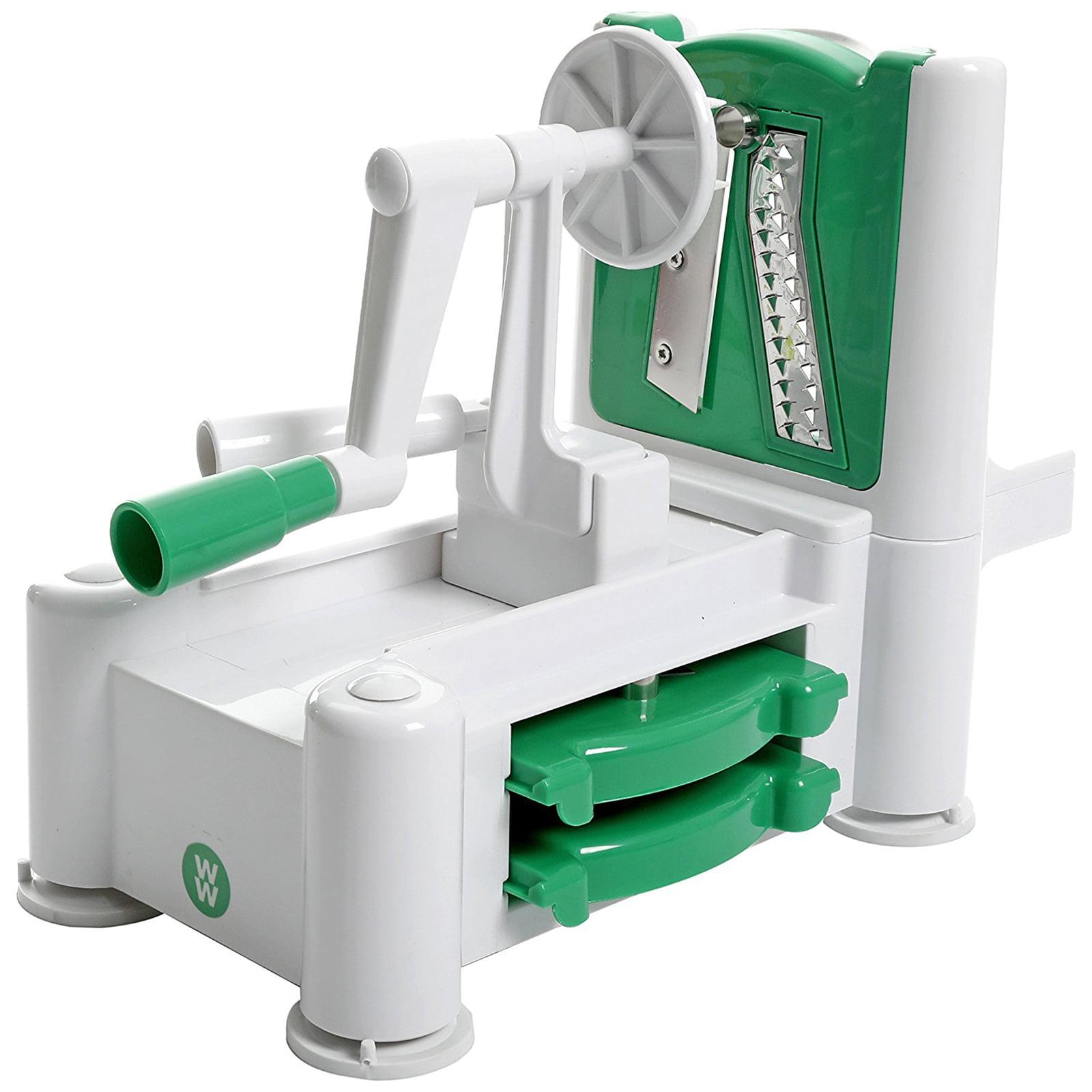 Gibson Weight Watchers Adderley Spiralizer in Green/White
