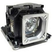 Sanyo POA-LMP123 Projector Housing with Genuine Original OEM Bulb