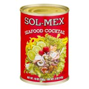 (2 Pack) Sol-Mex Seafood Cocktail, 10.0 OZ