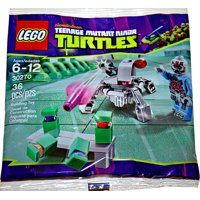 Teenage Mutant Ninja Turtles Kraang's Laser Turret Mini Set LEGO 30270 [Bagged]
