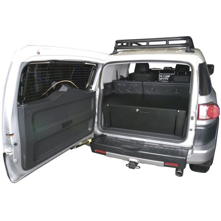 Tuffy Security Products 144-01 Console Safe; Black; 2007-2014 Toyota FJ Cruiser ()