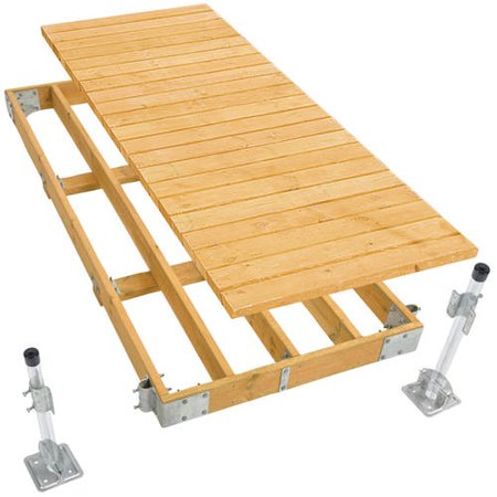 4 Dock Buddy (PlayStar Commercial Grade Stationary Dock Kit, 4' x)