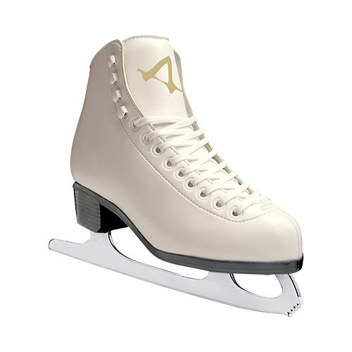 Womens American 524 Leather Lined Figure Skate