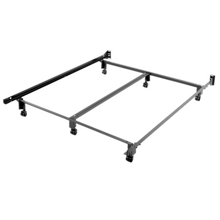 a4e3b7a273a44 Serta Instamatic King Size Bed Frame Only - Walmart.com