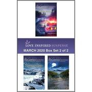 Harlequin Love Inspired Suspense March 2020 - Box Set 2 of 2 - eBook