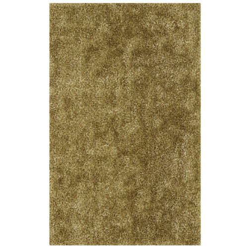 Dalyn Rug Co. Illusions Willow Shag Light Brown/Green Area Rug