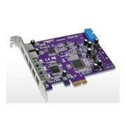 Sonnet Tango 3.0 PCIe - USB / FireWire adapter - PCIe 2.0 - USB 3.0 x 2 + FireWire 800 x 3