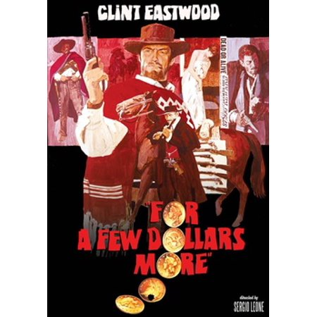 For A Few Dollars More (DVD)](Garland Dollar Movie)