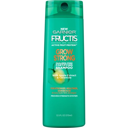 Garnier Hair Care Fructis Grow Strong Shampoo, 12.5 fl (Best Hair Care Shampoo)