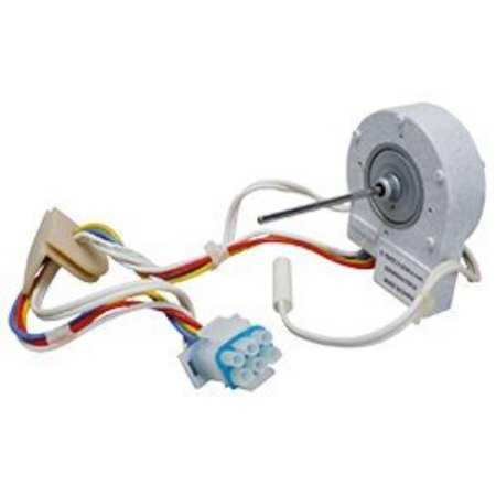 Exact replacement parts erwr60x10074 evaporator motor ge for Ge electric motor repair parts