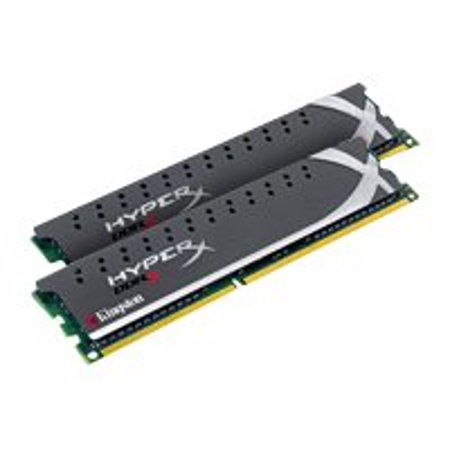 Kingston Hyper X Plug n Play 4 GB Kit (2x2GB Modules) 1600MHz DDR3 Desktop Memory 4 Dual Channel Kit (PC3 12800) 240-Pin (12800 Dual Channel Memory)