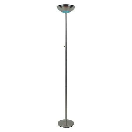Milton Greens Sawyer Torchiere Floor Lamp