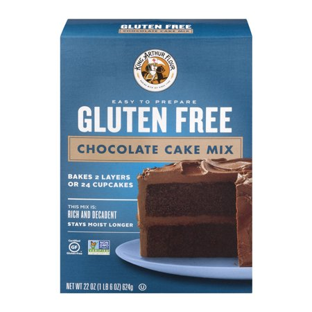King Arthur Flour Gluten Free Chocolate Cake Mix