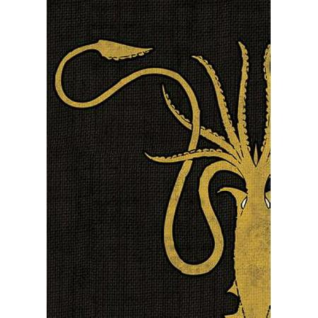 Card Sleeves - Standard CCG Size, House Greyjoy (50) (Game Of Thrones Card Game Greyjoy Deck)