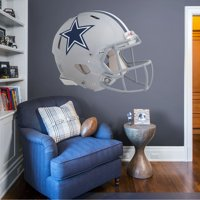 Fathead Dallas Cowboys: Helmet - Huge Officially Licensed NFL Removable Wall Decal