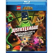 Lego DC Super Heroes: Justice League - Gotham City Breakout (Blu-ray) - Party City League City
