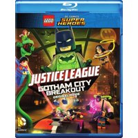 Lego DC Super Heroes: Justice League - Gotham City Breakout (Blu-ray)