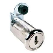 COMPX NATIONAL C8053-C642A-14A Standard Keyed Cam Lock, Key C642A