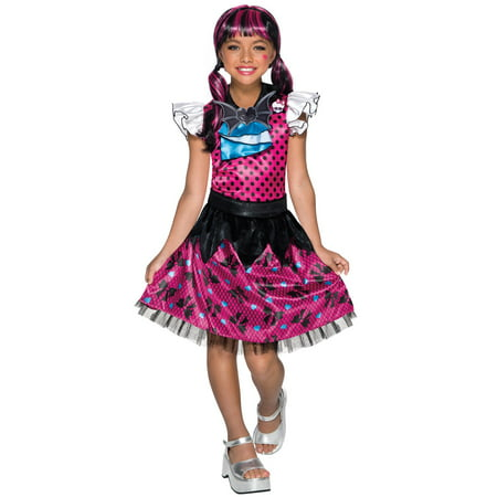 Monster High - Draculaura Child Costume](Draculaura Monster High Halloween Costume)