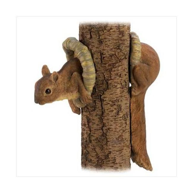 SWM 12788 Woodland Squirrel Tree Decor