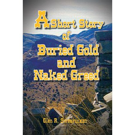 Naked Golf - A Short Story of Buried Gold and Naked Greed - eBook
