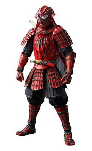 Bandai Tamashii Nations Movie Realization Samurai Spider-Man Action Figure by