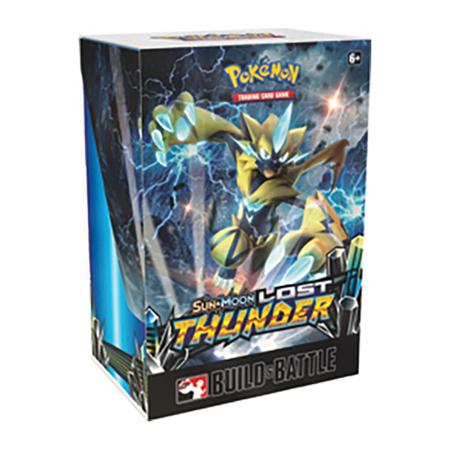 Pokemon TCG Lost Thunder Build and Battle Box Prerelease Kit (Pokemon Kit)