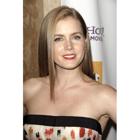 Amy Adams At Arrivals For 12Th Annual Hollywood Film Festival Awards Gala Beverly Hilton Hotel Beverly Hills Ca October 27 2008 Photo By Dee CerconeEverett Collection Celebrity - Halloween W Hotel Hollywood