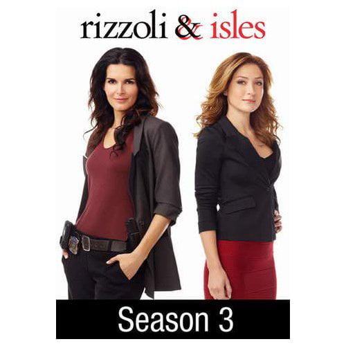 Rizzoli & Isles: Cuts Like a Knife (Season 3: Ep. 8) (2012)