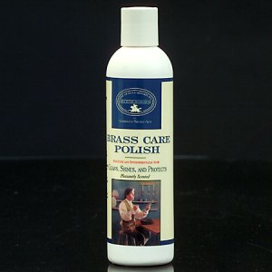 Pleasantly Scented Brass Non-Toxic Environmentally Safe Tarnish Inhibitor Care Shine and Polishing Cleaner