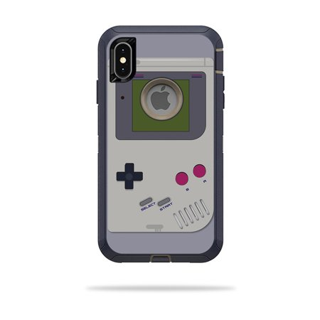Skin for OtterBox Defender iPhone XS Max - Game Kid | Protective, Durable, and Unique Vinyl Decal wrap cover | Easy To Apply, Remove, and Change Styles (Iphone Games Free)