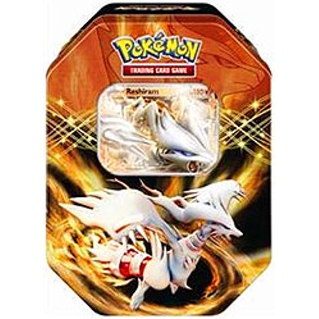 Pokemon TCG - 2012 Black & White EX Collector's Tin -