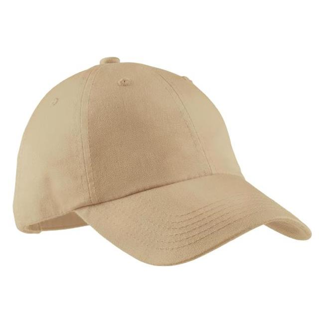 Port Authority® Ladies Garment Washed Cap. Lpwu Stone Osfa - image 1 de 1
