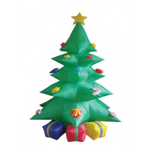 BZB Goods 8' Christmas Inflatable Tree with Presents