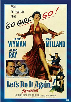 Let's Do It Again (DVD) by Allied Vaughn