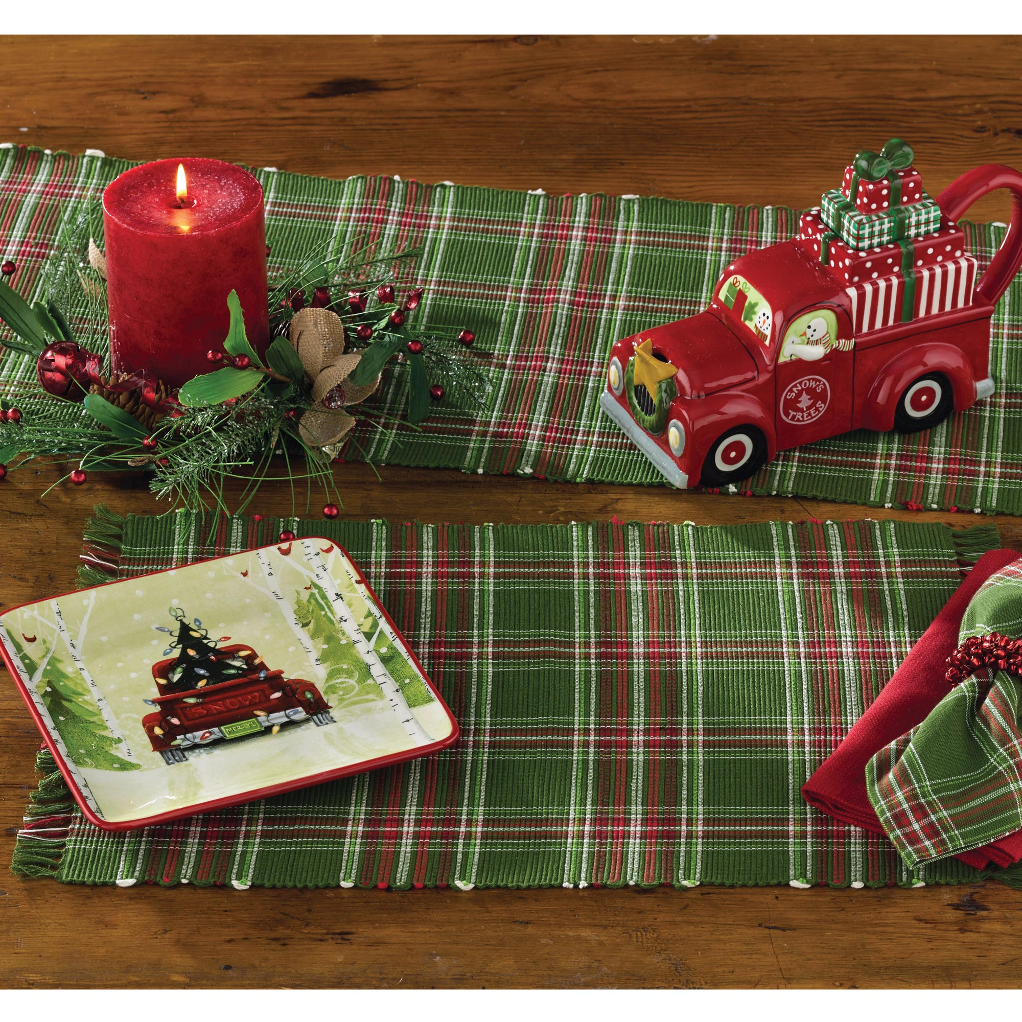 Wintergreen Placemat