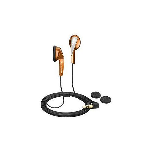 Sennheiser MX 365 - Headphones - ear-bud - orange
