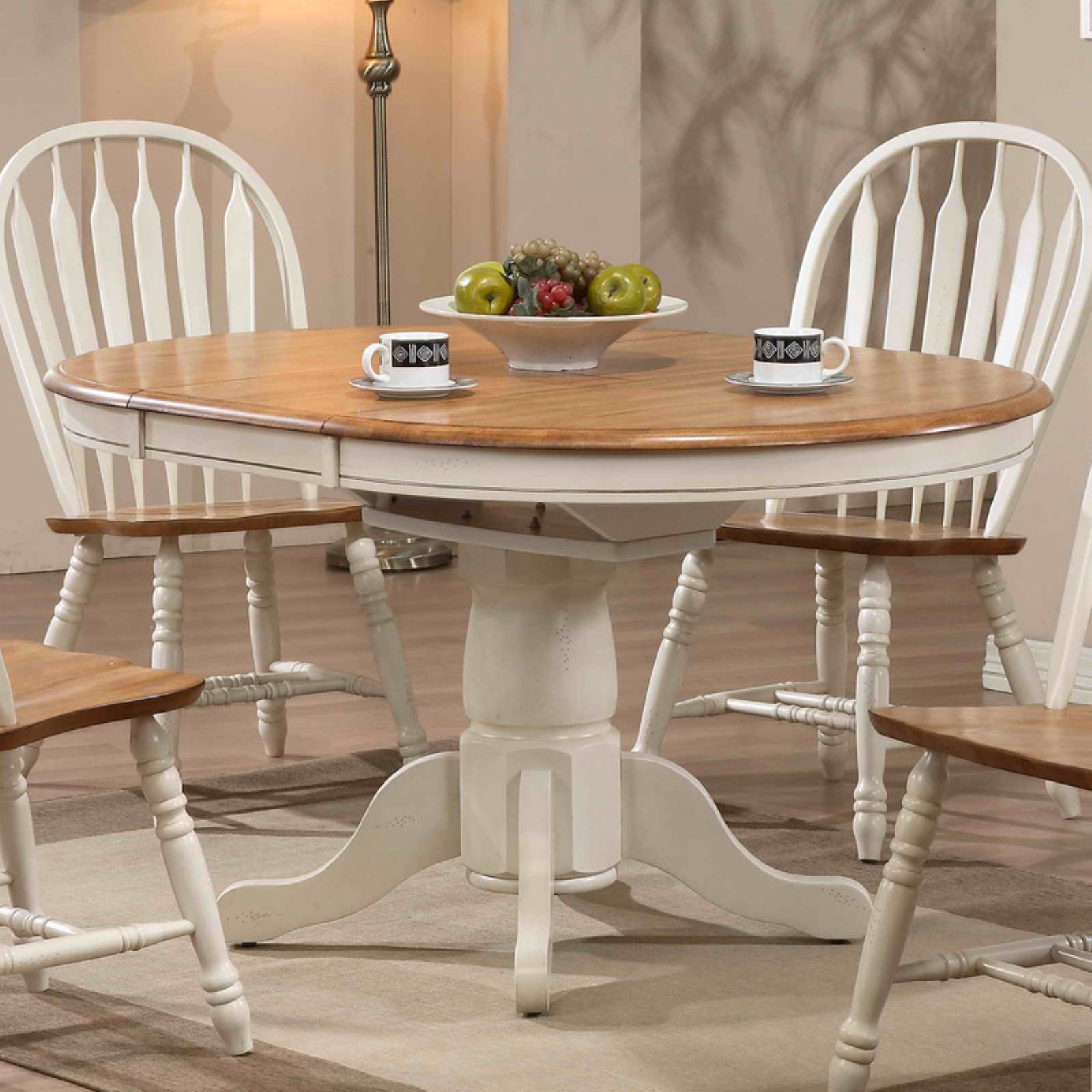 ECI Missouri Pedestal Dining Table by