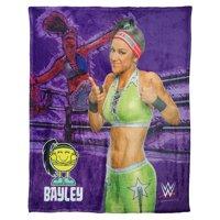 WWE Bayley HD Silk Touch Throw Blanket