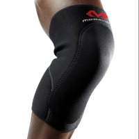 McDavid  Level 1 Knee Sleeve w/Anterior Patch - Black