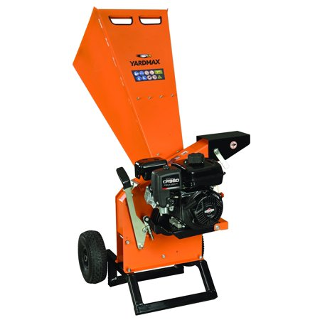 YARDMAX YW7565 Chipper/Shredder, Briggs & Stratton