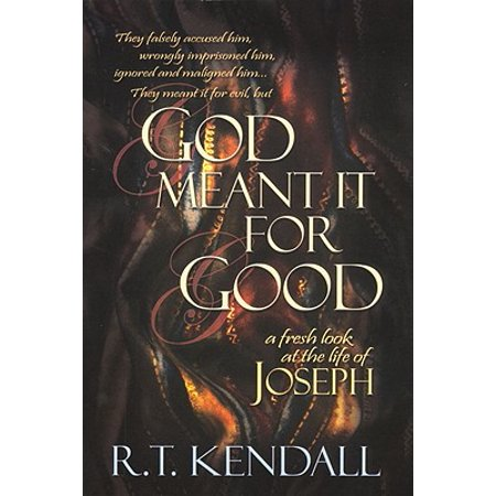 God Meant It for Good : A Fresh Look at the Life of